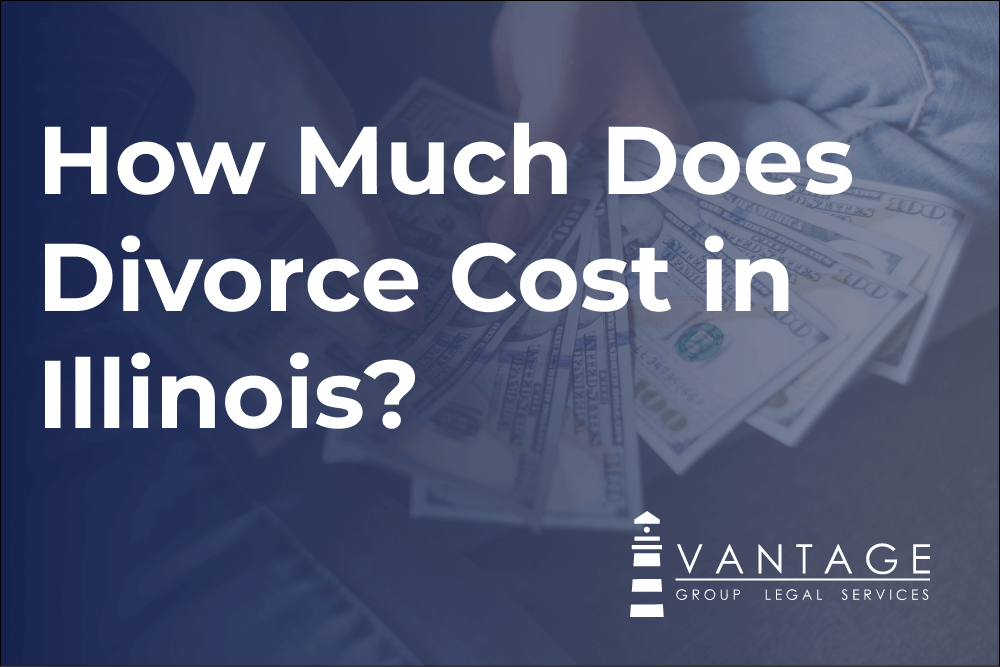 how much does divorce cost in illinois