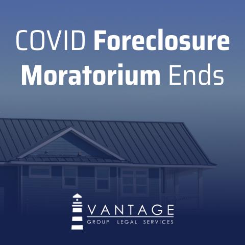 Foreclosure moratorium Illinois ends