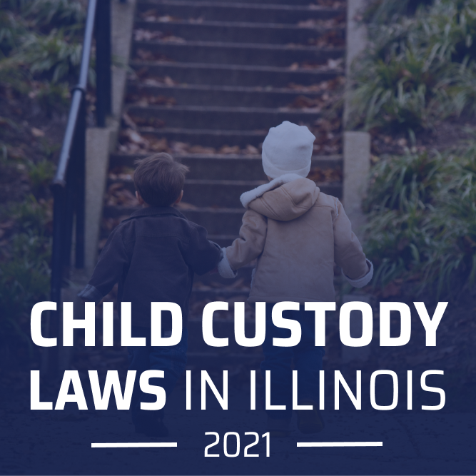illinois child custody laws 2021