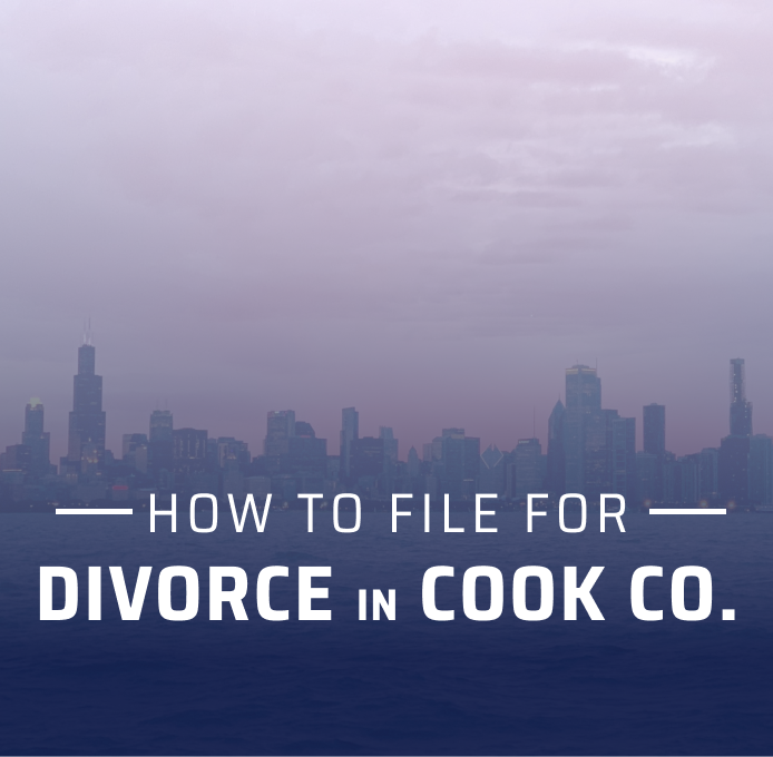 filing for cook county divorce